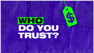 Sermon cover of Price Tagged (2/2): Who Do You Trust?